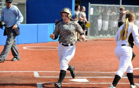 Despite venue change, softball takes series over NKU 2-1