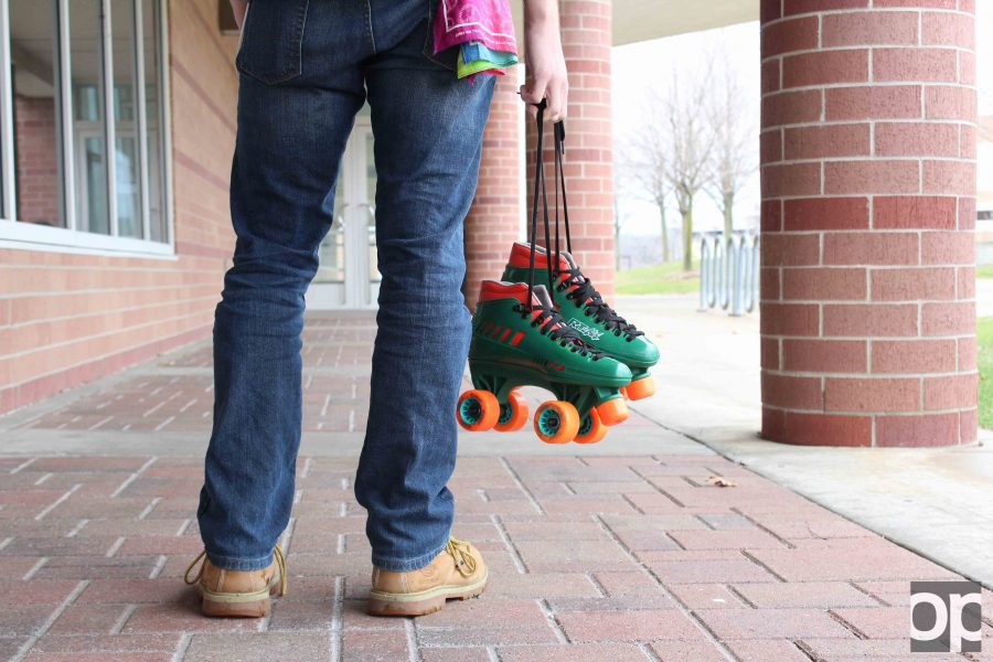 Oakland University Student Program Board is hosting its first Roller Rink Rave at the O'rena on Tuesday, April 11.