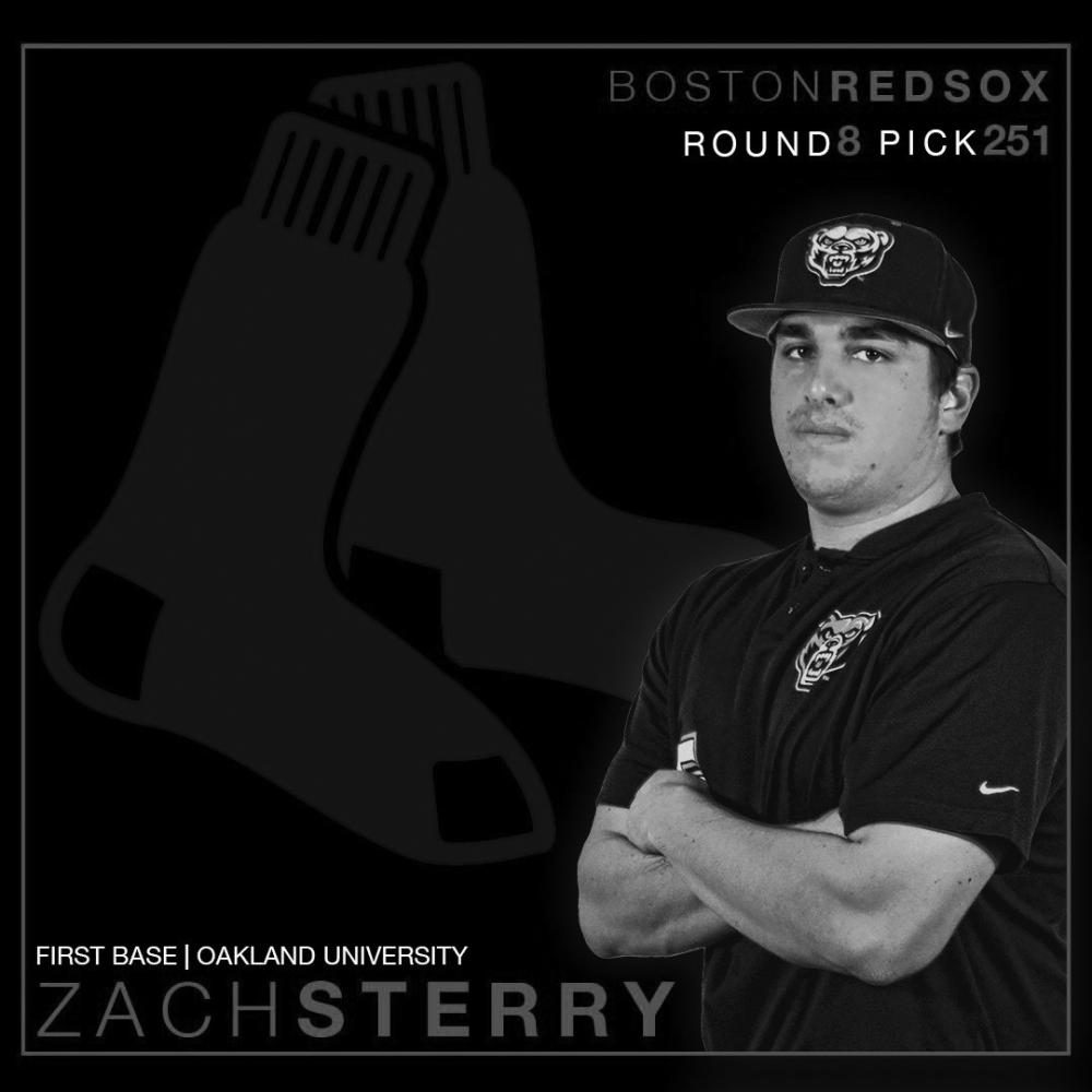 From a Golden Grizzly to Boston Red Sox; Zach Sterry