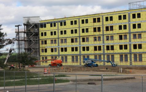 New Residence Hall Update