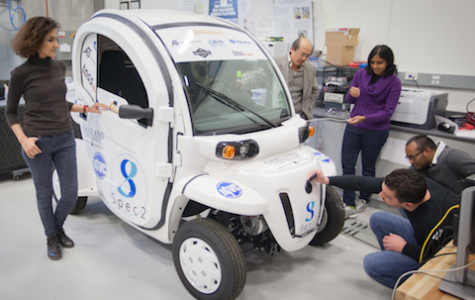 OU Named A Top Producer For Autonomous Vehicle Workers