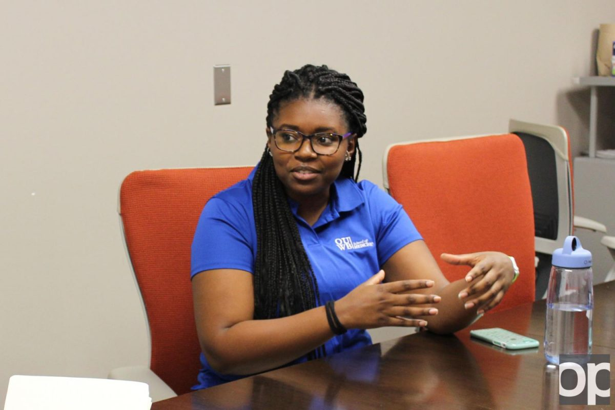Kala Seawright explains life as an OUWB student, from studying to making connections with classmates.