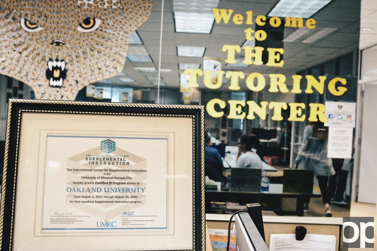 Tutoring center receives national certification the oakland post tutoring center receives national certification 1betcityfo Gallery