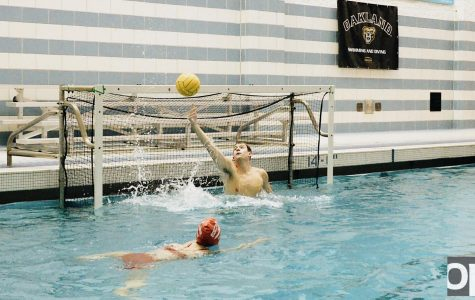 Club sports: Water Polo