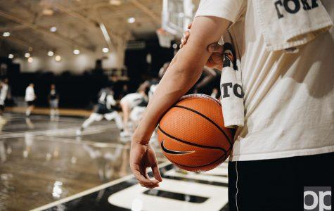 Men's basketball is back