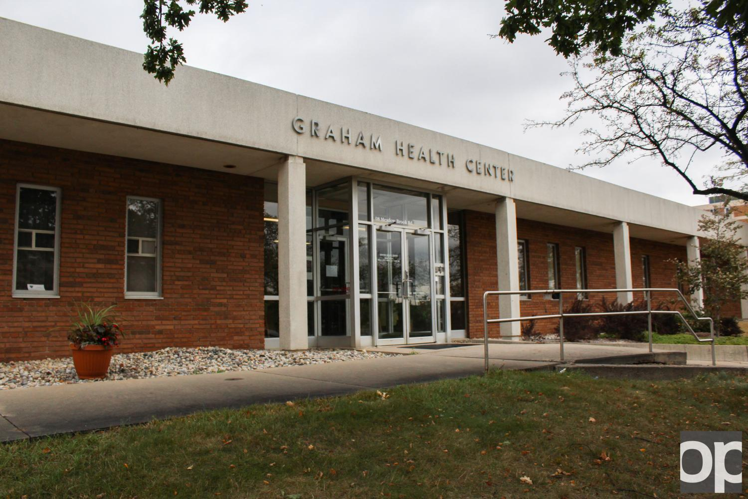 The GHC offers six free counseling sessions for students.