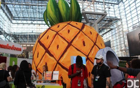 The New York Comic Con experience