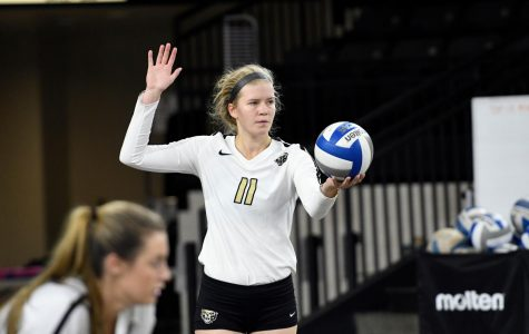 Oakland volleyball player selected as 2017 CLASS Award candidate