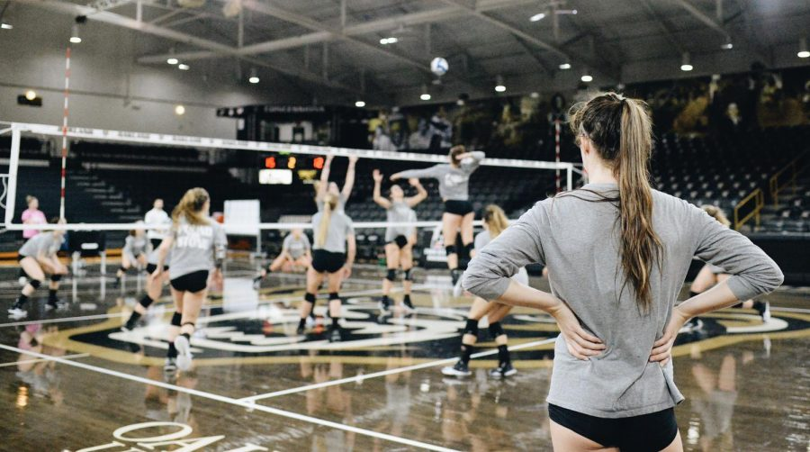 Oakland volleyball player named Horizon League Player of the Year