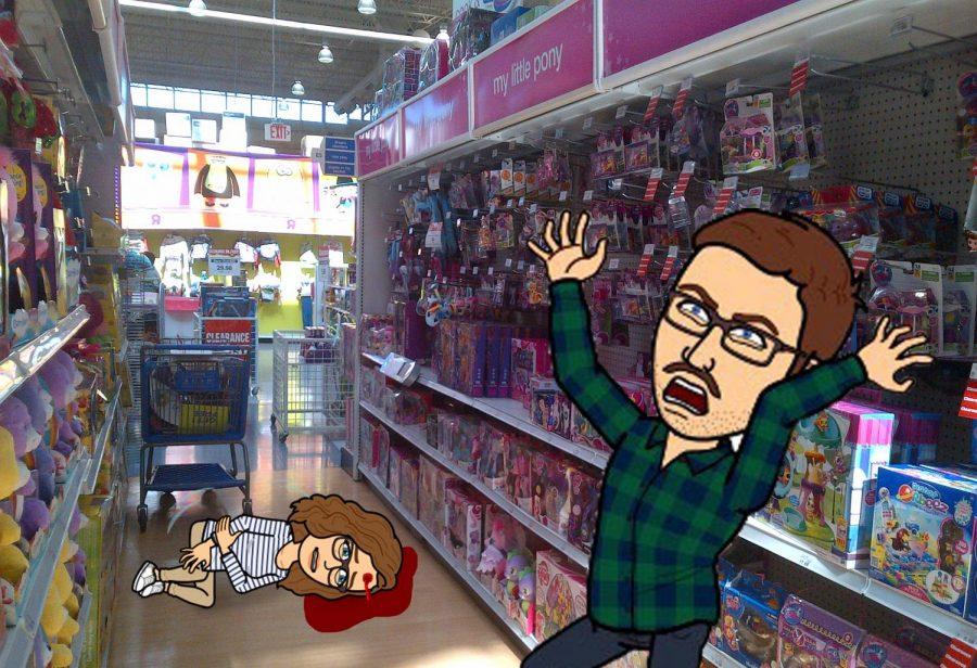 SATIRE: Stephen Armica fights Black Friday tradition with his fists