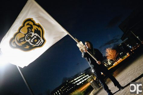 Inaugural board of advisors for the Golden Grizzlies Athletic Fund