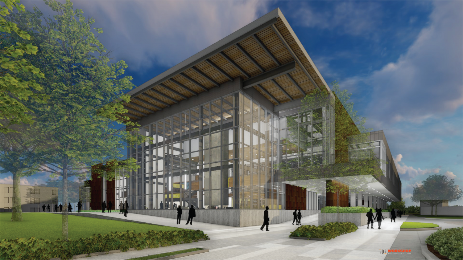 The Oakland Center renovation hopes to better host the growing student body.