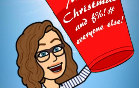 SATIRE: The red cups runneth over with holiday cheer