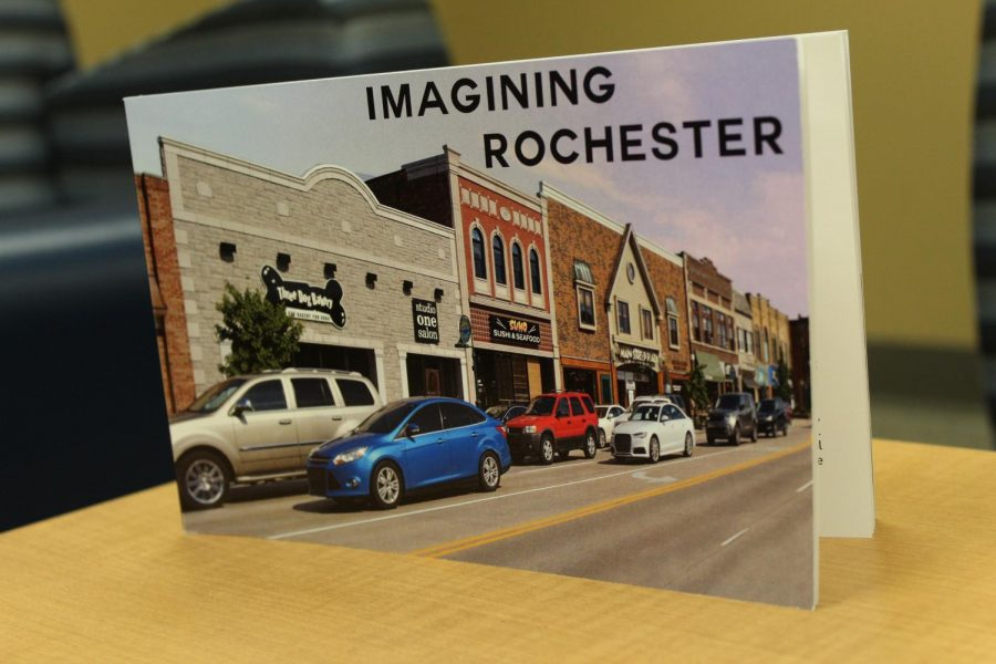 Imagining Rochester from the other side of the Atlantic