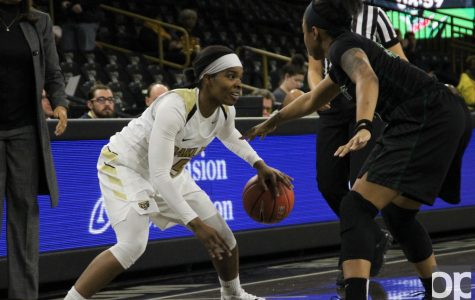 Oakland Women's Basketball takes on Wright State in Horizon League home opener