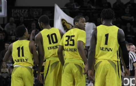 Golden Grizzlies fall to Northern Kentucky Norse