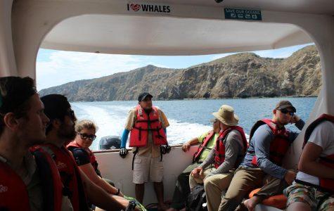 Ecologists-in-training explore Ecuador