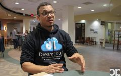 """OU alum encourages people to """"DreamLoud"""" with new website"""
