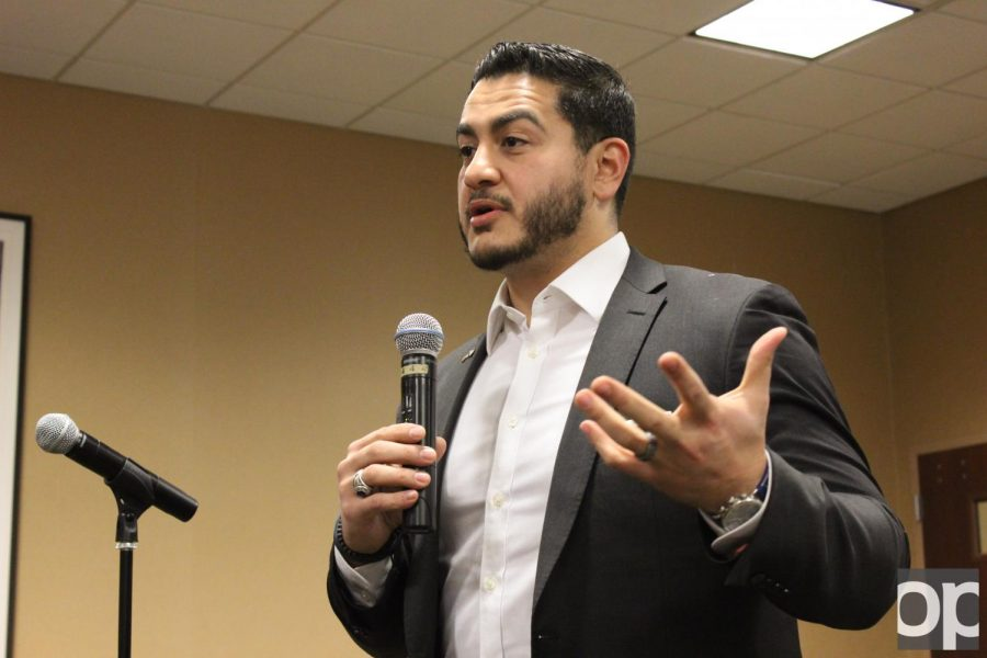 Abdul Sayed town hall takes Oakland