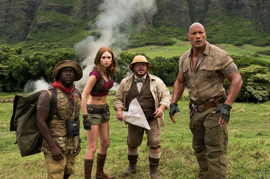 Jumanji is one sequel that won't disappoint