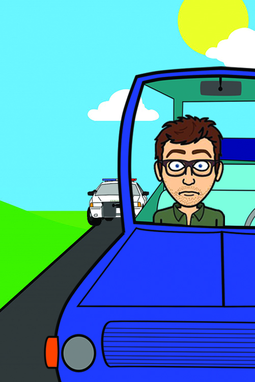 SATIRE: The perks of being on the road