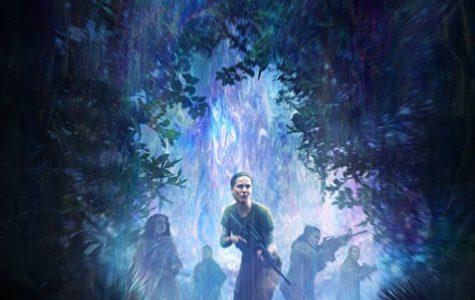 "Natalie Portman shimmers in thrilling new film ""Annihilation"""
