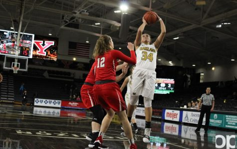 Women's Basketball loses against Youngstown State