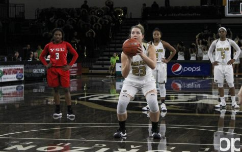 Somerfield named Horizon League player of the week