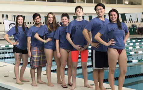 Club Sports spotlight: Swimming club