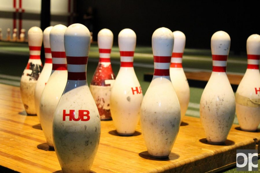 The HUB Stadium offers more than just bombbowling