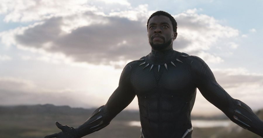 Black Panther is a movie for the ages
