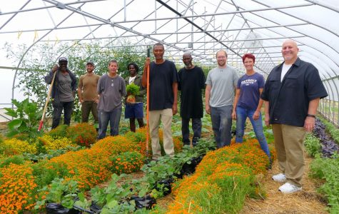 From prison to farming: Alum creates empire of paying it forward