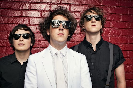 The Wombats are here just in time to cure your Valentine's Day heartache