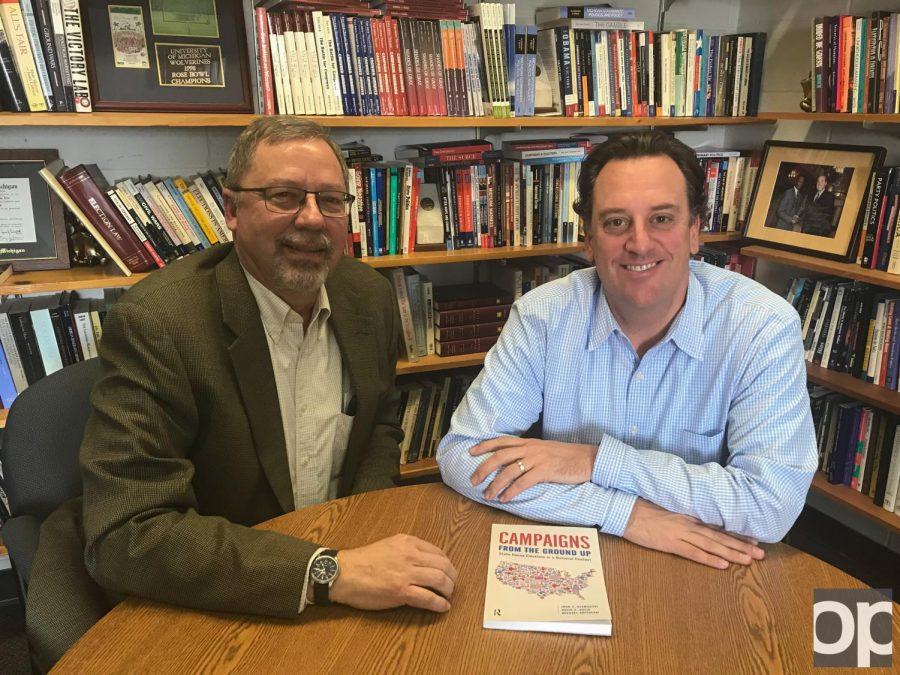 Professors start political campaign boot camp