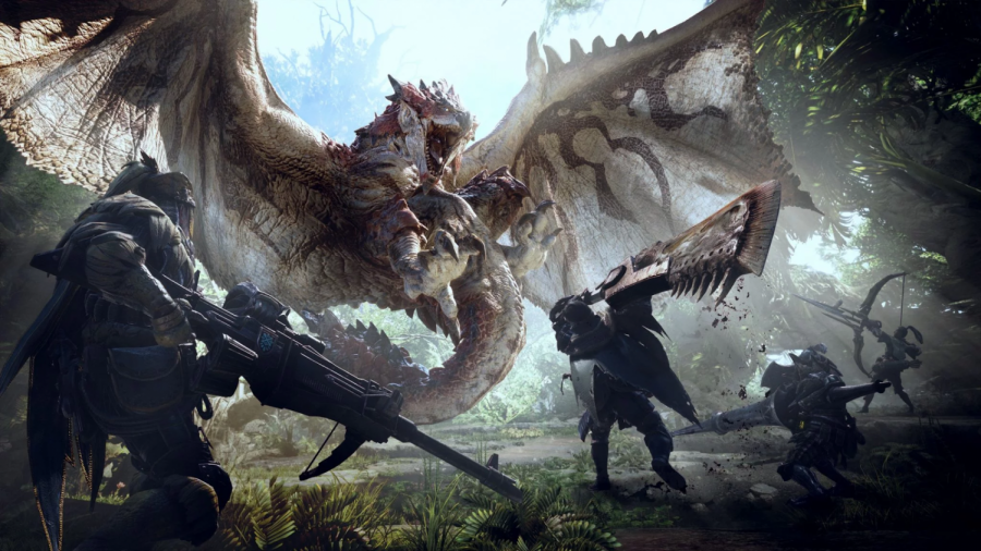 Monster+Hunter+World%3A+New+world%2C+new+monsters%2C+same+excitement
