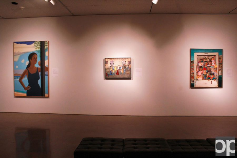 Art in dialogue:  OU art history students invite student orgs to consider artworks