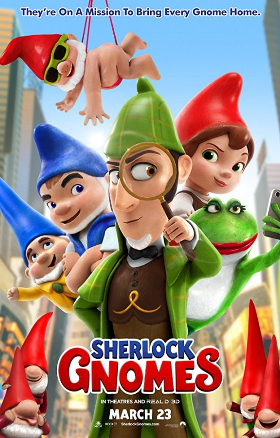 """""""Sherlock Gnomes"""" is the sequel nobody asked for"""