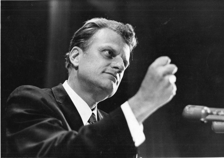 Billy Graham: A simple preacher of the Gospel of Jesus Christ