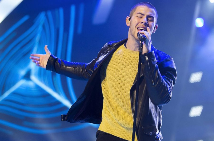 SPB announces Nick Jonas as spring concert headliner