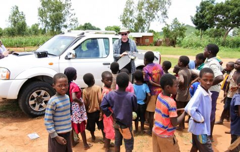 Flying high while also helping communities