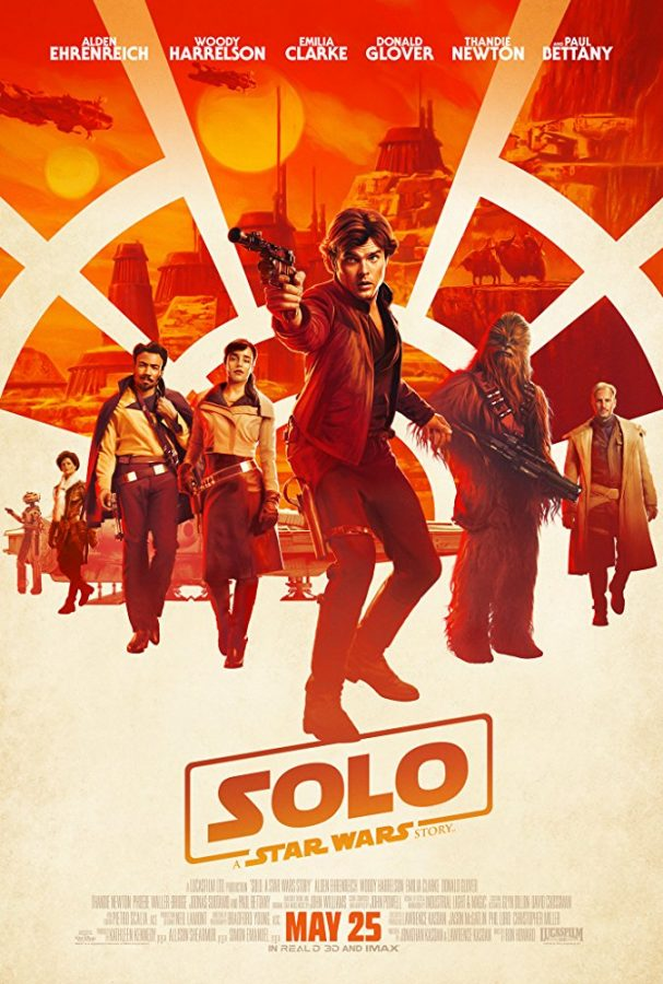 """""""Solo: A Star Wars Story"""" is fan service at its finest, for better or worse"""