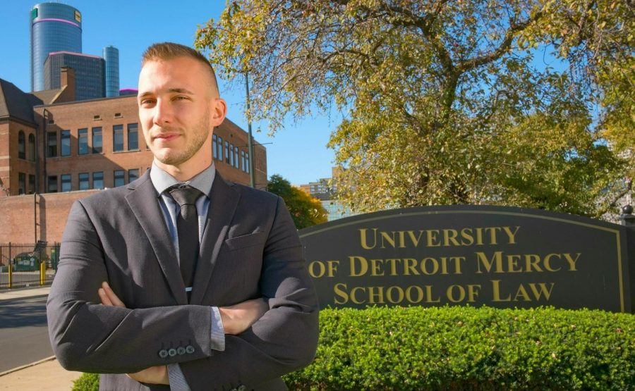 """""""3+3"""" degree program offers students the fast-track to a law degree"""