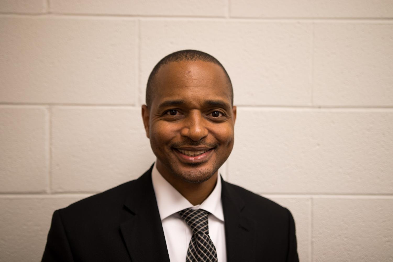 CMI Senior Director Omar Brown-El