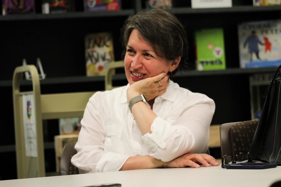 """OU English professor wins the Chapbook Contest for her memoir, """"Ink"""""""