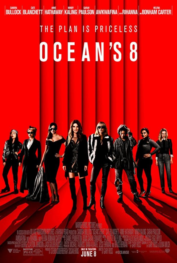 """""""Ocean's 8"""" prioritizes stars over substance, but the payoff is worth it"""