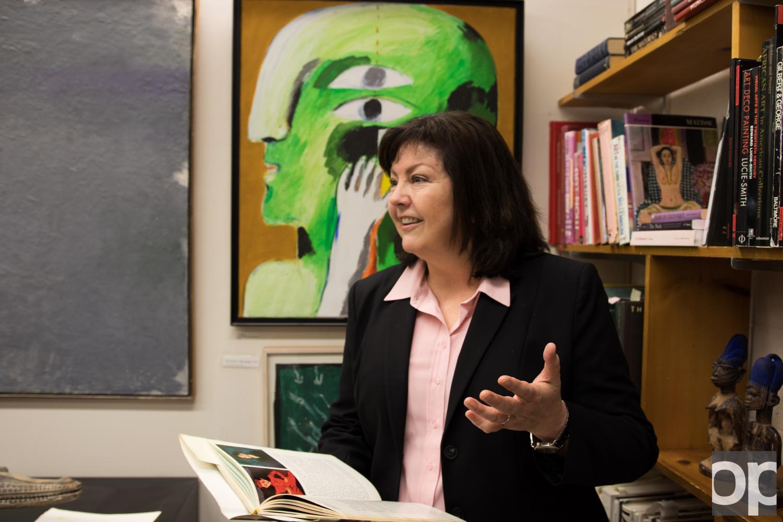 Trustee Marianne Fey