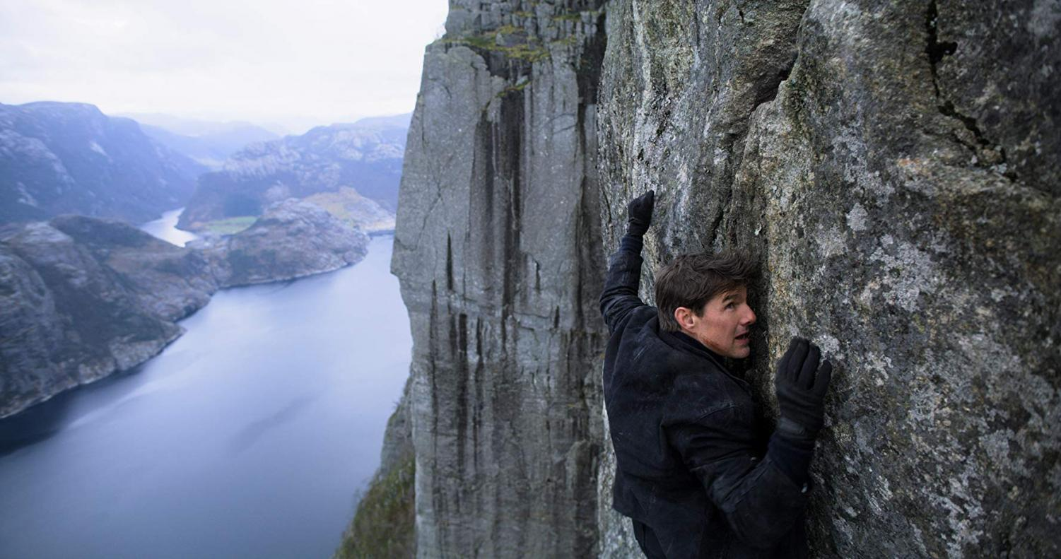 "Tom Cruise in ""Mission: Impossible – Fallout"""