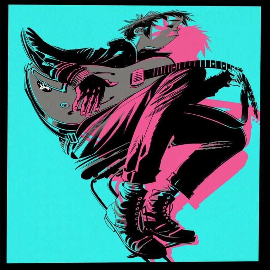 Gorillaz mix cheerful music with darker themes on new album