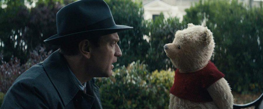 """Ewan McGregor in """"Christopher Robin"""""""