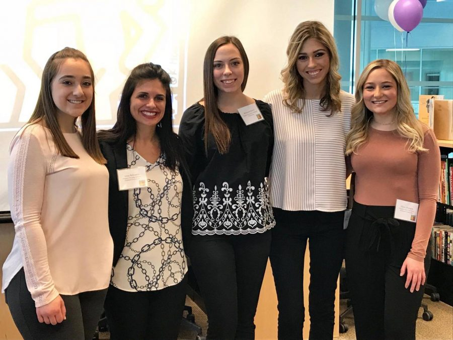 New student organization combines friendship and philanthropy
